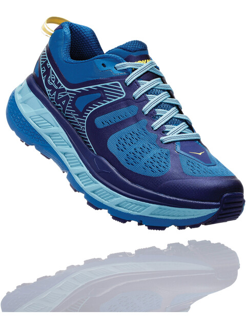 Hoka One One Stinson ATR 5 Running Shoes Women Seaport/Aqua Haze